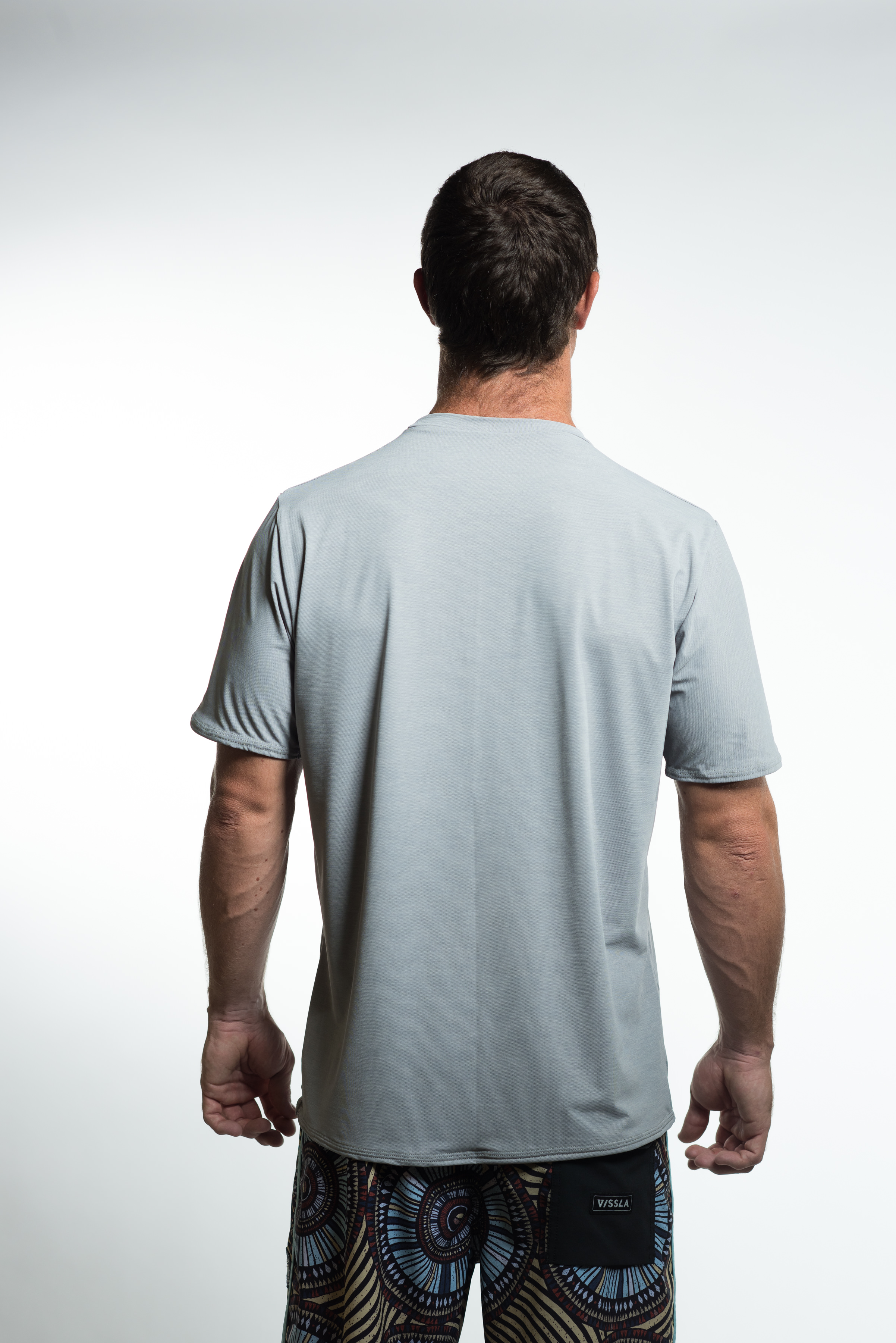 OT Mens #5111 heather Grey